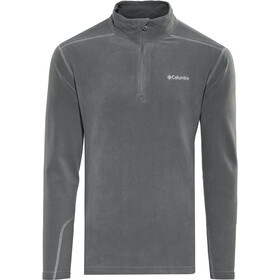 Columbia Klamath Range II Half-Zip Men charcoal